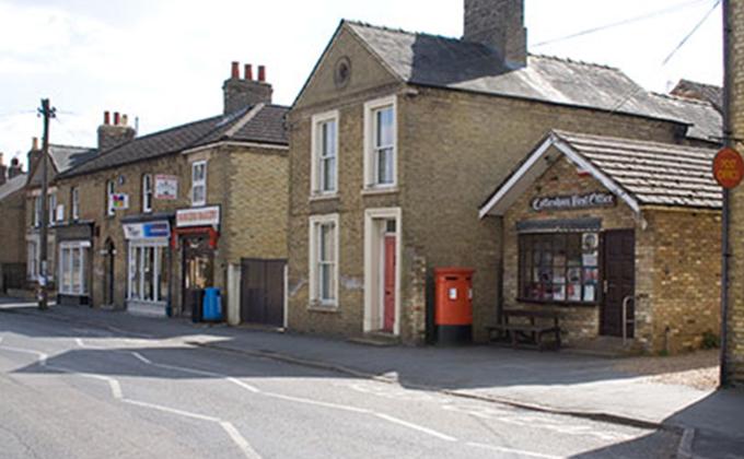 Cottenham Shops